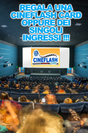 REGALA INGRESSI AL CINEMA !!!