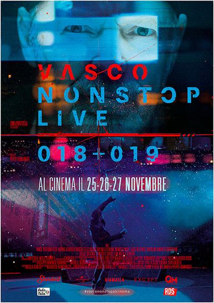 VASCO NON STOP LIVE
