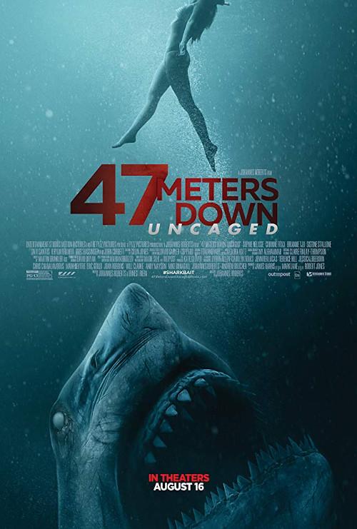 47 Metri – Uncaged