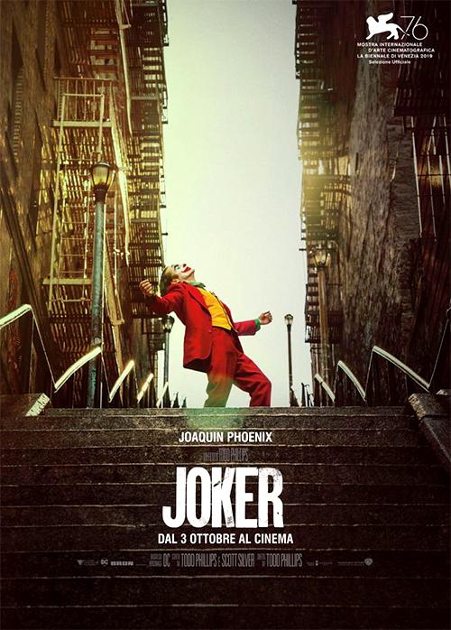 Joker (Oscar Miglior Attore Protagonista 2020)