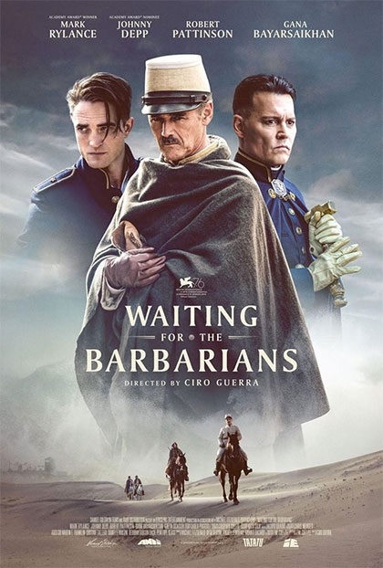 Waiting For The Barbarians (dal 24 Settembre)