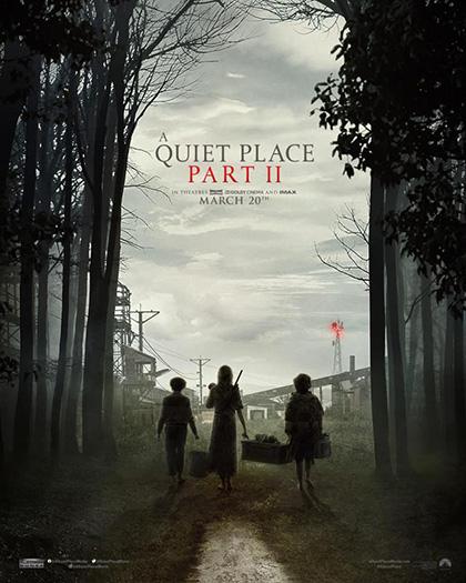 A Quiet Place II (anteprima 21 Giugno)