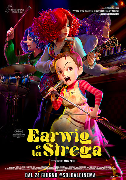 Earwig E La Strega