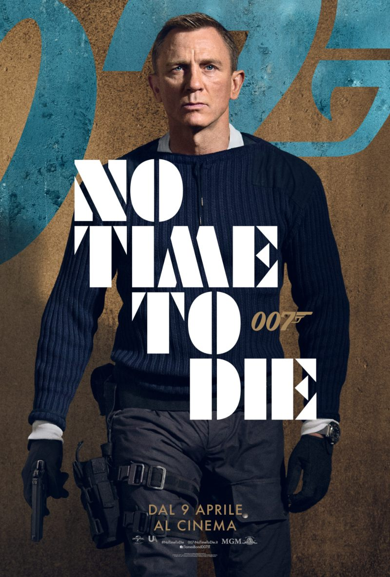 No Time To Die (dal 30 Settembre)