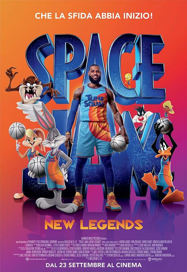 Space Jam: New Legends (dal 23 Settembre)