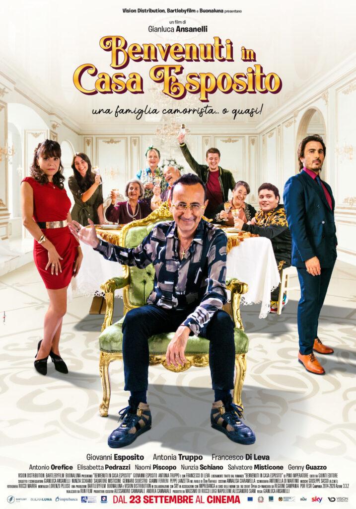 Benvenuti In Casa Esposito (dal 23 Settembre)