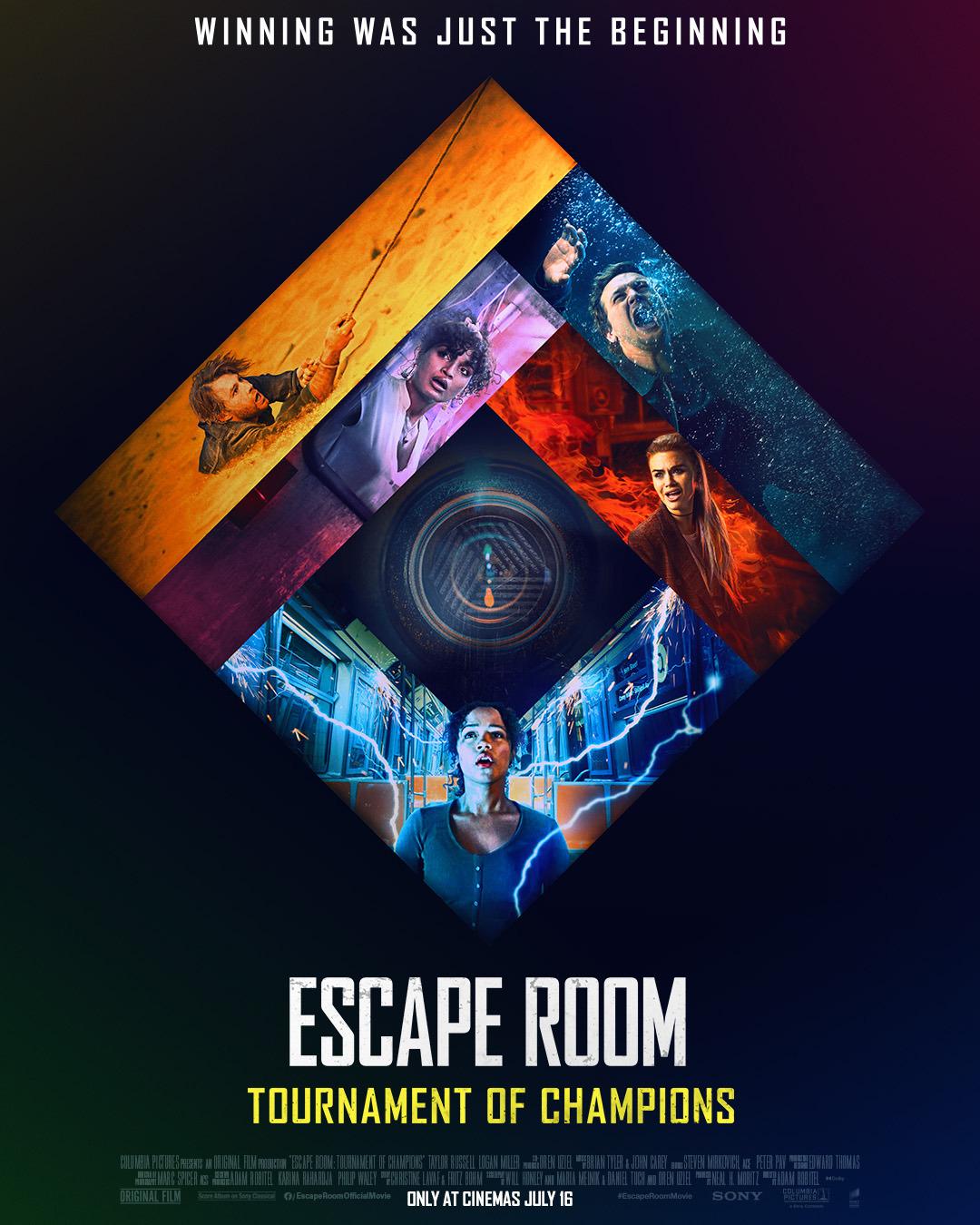 Escape Room 2: Gioco Mortale (dal 23 Settembre)